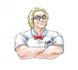 Original Fitness Professor Seal