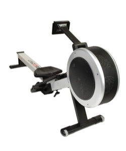 LifeCORE R100 rower