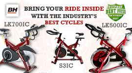 BH Indoor Cycles BEST BUY